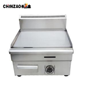 Kitchen Equipment Counter Top Used Gas Griddle Dosa Gas Griddle