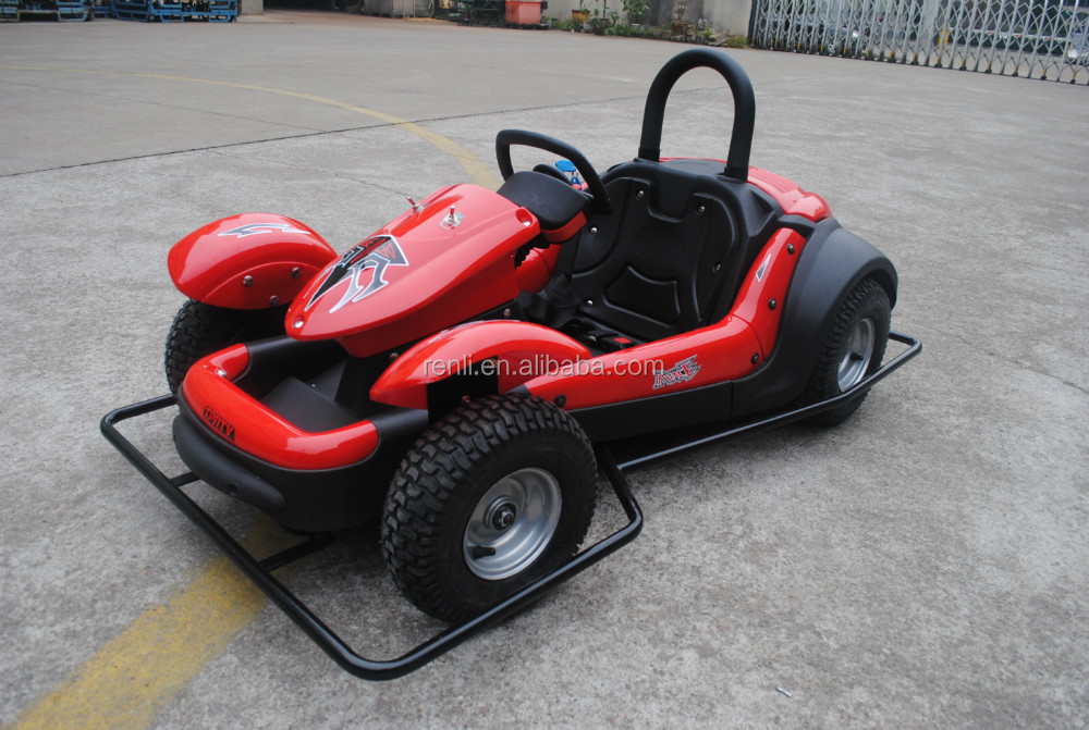 kid size/stuff e-karts electric kart 200w cheap for sale