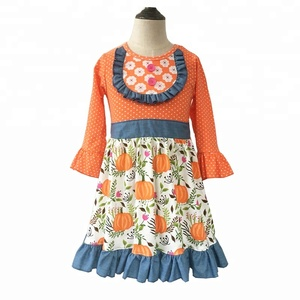 customised kids holiday clothing Girls Boutique Children Outfits international wholesale clothing