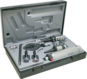 Medical ENT Diagnostic set /ophthalmoscope &otoscope set