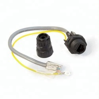 RF Element Pigtail RJ45 Waterproof Connector