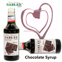 Chocolate Sugar Syrup for Drinks 900ml
