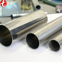 stainless welded 316ti steel tube