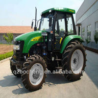 Cheap Chinese Small Yto Engine 80hp 4wd Mini Farm Tractor For Sale ...