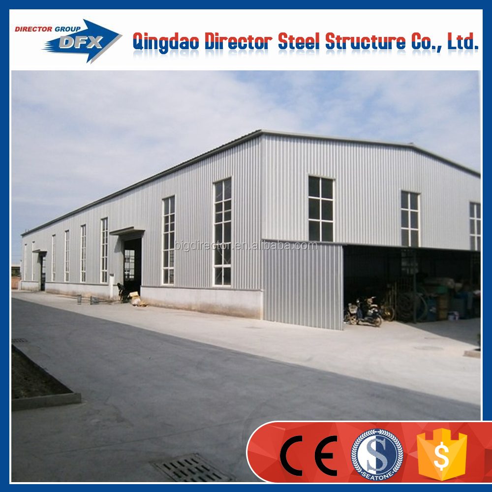 Cobertizos de almacenamiento aislado prefabricado nave for Precio cobertizos prefabricados