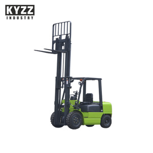KYZZ Forklift 3.5 Ton Counter Balance Weight Forklift Specification