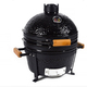 "16 "" inch Mini Max mobile Tabletop Kamado used cheap china clay bbq ceramic mini kamado mobile grill"