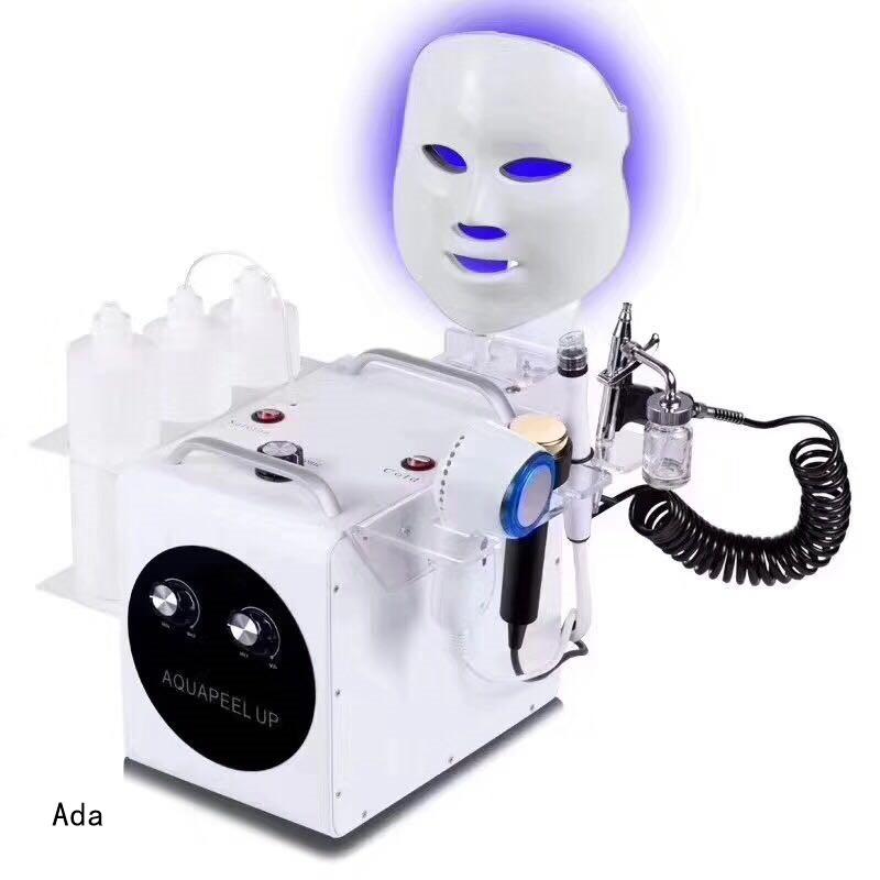 Di alta qualità della pelle di terapia di ringiovanimento PDT nuovo 7 Colori LED Photon maschera per il viso
