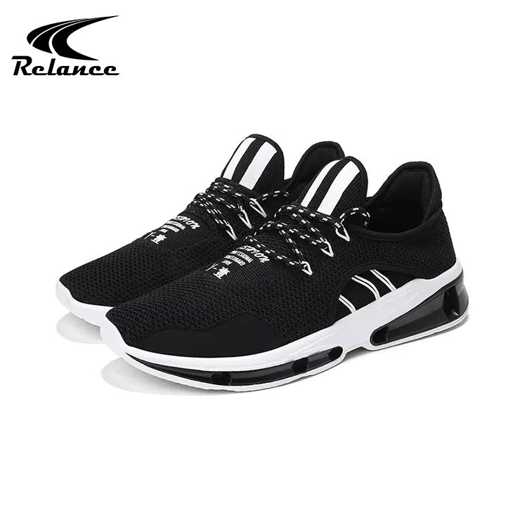 Sport Low MOQ Upper Running Cheap Suede Thick Bottom with Men PU Shoes OvqZ1YZw