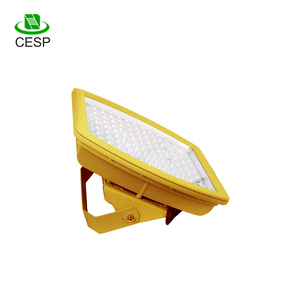 Ex-ATEX Wall mount ceiling lamp 120w ip68 gas station led canopy lights,120w Die castin aluminium LED gas station lighting