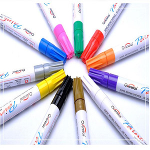 12 Pack Fluorescent Liquid Chalk Markers,Blackboard Markers