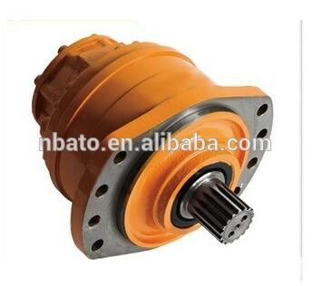 Poclain MS Series MS02/MS05/MS08/MS11/MS18/MS25/MS35/MS50/MS83/MS125 Hydraulic Piston Motor