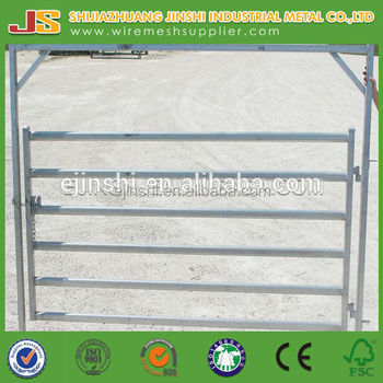 galvanized livestock metal horse fence panels
