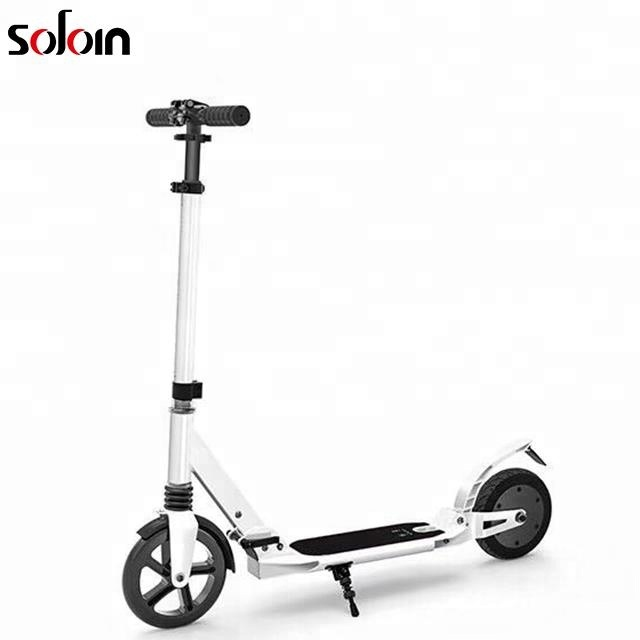 2 wheel 22V 150w standing Foldable mobility Electric cheap standing electric kick scooter, White /black......