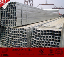 Supplier astm a106 square steel tube/Manufacturer 40x40 steel square tubes/High quality welded carton square steel tubes