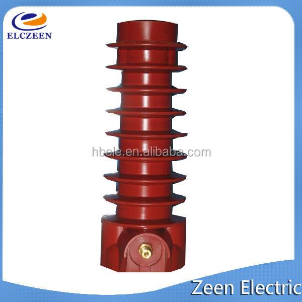 24kv Epoxy Resin Capacitive Insulator for switchgear panel