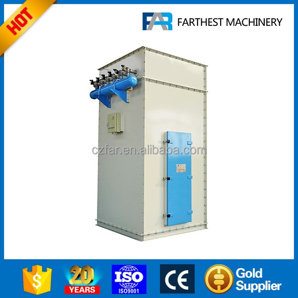 Pulses Cleaning Feed Air Filter Plant