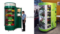 32 Channels/Options/Selections flower vending machine for flower shop flower wholesaler business