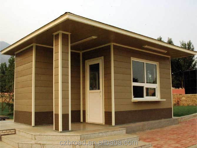 Waterproof High Quality WPC House