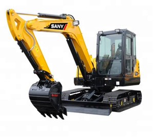 SY35U-Tier 4F Used Sany MIni Electric New Excavator Price