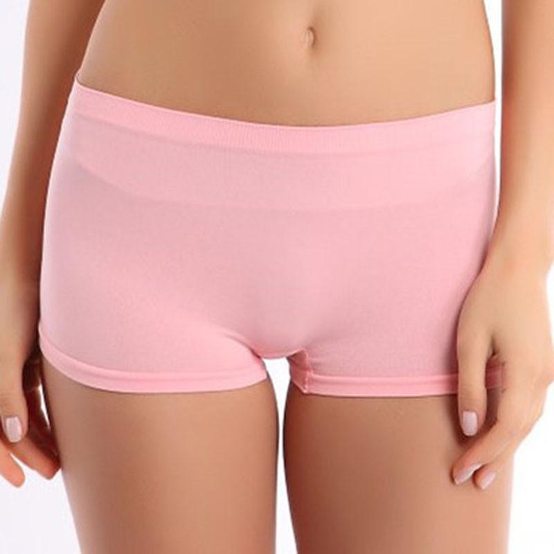 Skinny girls in panties