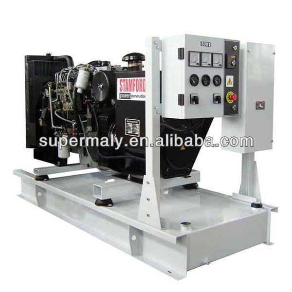 Hot Sale  Lovol Silent 30kw Diesel Generator Set 37 5kva