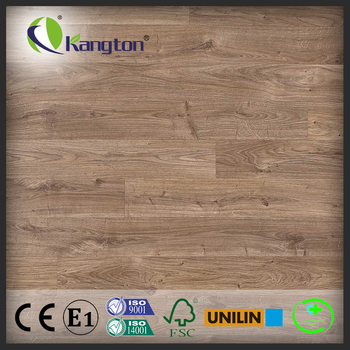 Kangton Ac4 Bleached Rustic Oak Laminate Wood Flooring With Good
