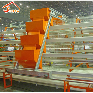Q235 Low carbon steel chicken layers cage high quality design battery cages laying hens automatic poultry farm house equipment