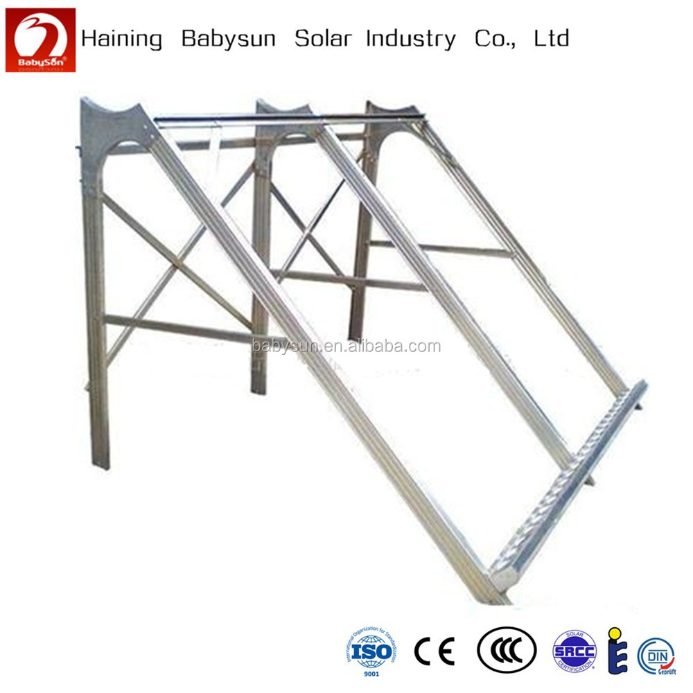 China Supplier Solar Water Heater Bracket,Solar Water Heater Frame ...