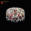 Hot selling Model:DY3315-12 Acrylic lamp shade crystal lighting crystal lamp for home decoration