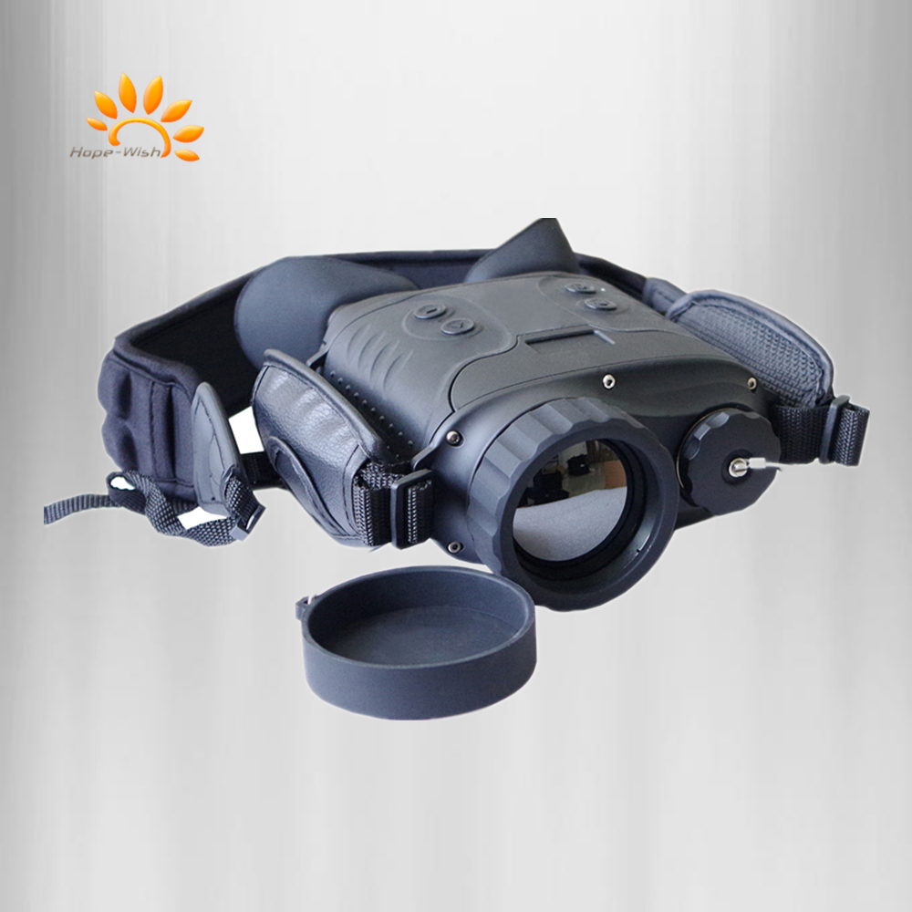 Portable thermal imaging night vision binoculars camera