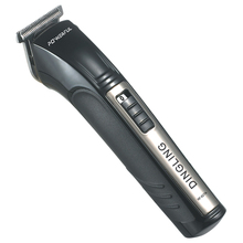 RF-627A cheap adult adjustable no noise sharpening dingling beard trimmer/hair clipper/hair trimmer barber supplies