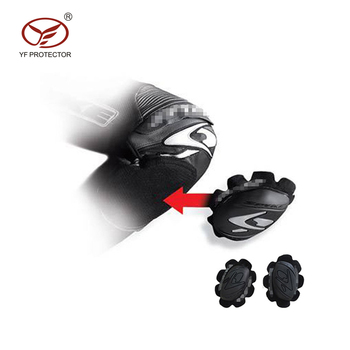 2017 New Motorcycle Custom Knee Sliders Racing Sport knee protection