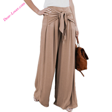 Khaki Summer Palazzo High Quality Sexy Girl New <strong>Pant</strong> <strong>Design</strong>