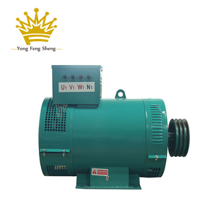 High Quality Brush 220v Single Phase 15kw Alternator Price
