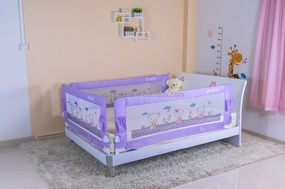 Beb produtos de seguran a grade da cama seguran a do beb - Camas pequenas para bebes ...