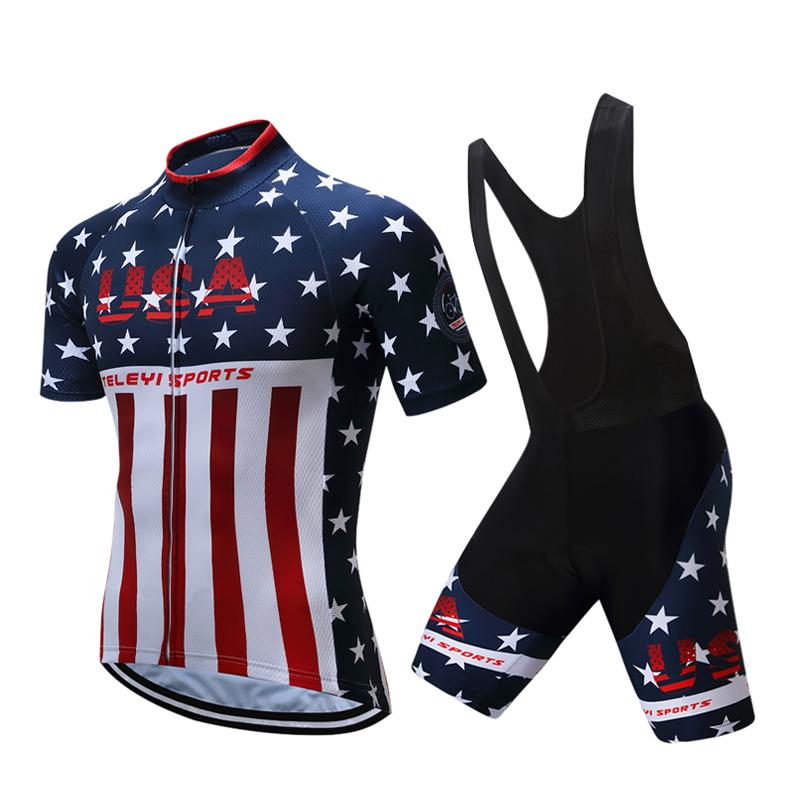 4684c4ff2 USA Teleyi Outdoor Sportwear BIKE Cycling clothing  Cycling wear ...