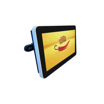 10.1inch Android 3G wifi car video player 1080p touch screen portable lcd monitor android headrest