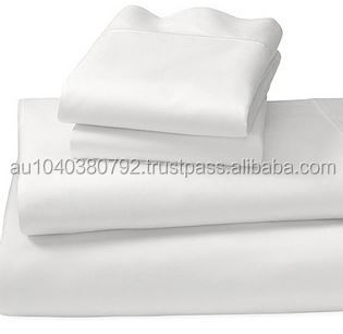 Commercial & Hotel use white bedding linen