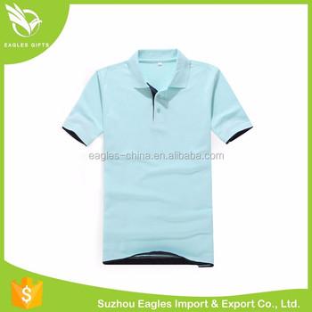 Cotton color combination collar dhl polo shirt buy dhl for Polo shirt color combination