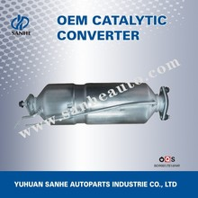 Automobile Exhaust Pipe,OEM Exhaust System Mainfold Catalytic Converters