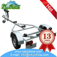 Brand new motor boat trailer with great price