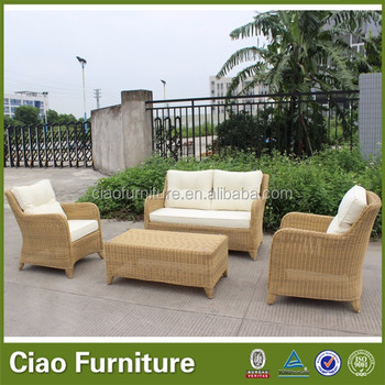 Best Ing Synthetic White Rattan Eco Friendly Outdoor Patio Sofa Canada Exterior Furniture