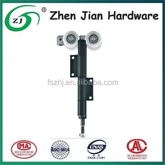 Bi fold door hardwares upper roller for bi fold door, folding door roller hinge