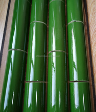 green color curved surface bamboo ceramic tile