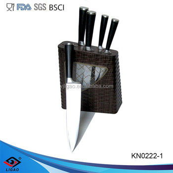 5pcs kitchen knife set
