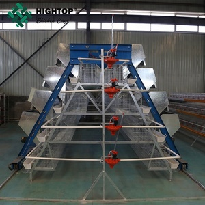 Cheap price for chicken cage layer poultry Industrial chicken coop Chicken layer cage price