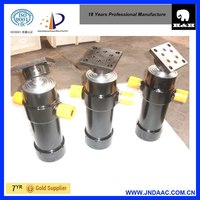 New condition hydraulic telescopic cylinder for lifts