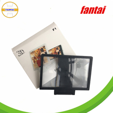 Portable Video 3D Enlarged mobile Screen Magnifier For Smartphone