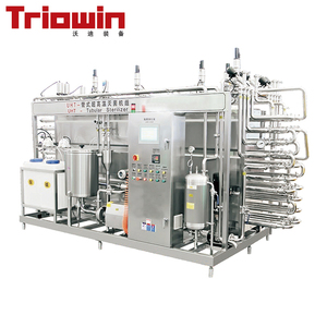 Uht milk equipment dairy production line processing